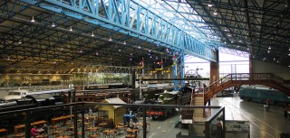 National Railway Museum's Great Hall