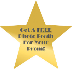 free school prom photo booth