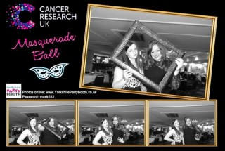Masquerade Ball for Cancer Research UK